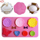 Silicone Butterfly Bow Fondant Mold Cake Decor Chocolate Sugarcraft Baking Mould
