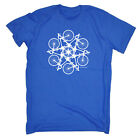 Cycling Kids Childrens T-Shirt Funny tee TShirt - Cycling Kaleidospoke