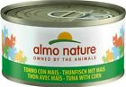 Cat Food Wet Almo Nature - 48 x 70g Saver Packs Entirely Natural HQ Sensitive