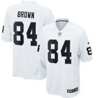NEW Stitched Oakland Raiders Antonio Brown #84 Men's Jersey 2019 S-3XL