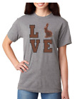 Easter 2019 Deal T-shirt I Love Easter Chocolate Bunny Holiday