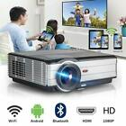 Wireless Android Home Theater Projector Bluetooth HD HDMI Airplay Miracast Movie
