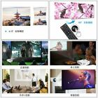 LESHP LED Projector 800*480 Mini Home Theater Video Projector Home Cinema OI
