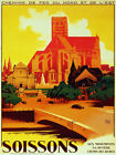 7956.Decoration Poster.Home Room wall interior art design.Soissons.France decor