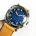 Men Automatic Watch San Martin Fashion Steel diving Watch 20ATM NH35 Movement image