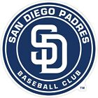 "San Diego Padres MLB Vinyl Decal - You Choose Size 2""-24"" on Ebay"