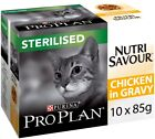 Purina Pro Plan NutriSavour Sterilised Cat Food