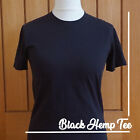 Hemp T-shirt (Sustainably Grown Natural Fiber Cultivated Clothing) - Quality!