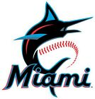 "Miami Florida Marlins MLB Logo Vinyl Decal - You Choose Size 2""-28"" on Ebay"