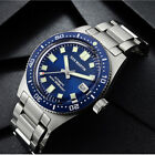 San Martin New 62Mas Watches Automatic Diving Watch Stainlss Steel Watch 20ATM   image
