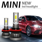 A pair of 36W New MINI Led  Headlight C6 S2  HUD Head-up Display for Automobile