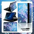 "Leather Stand Cover Case For Samsung Galaxy Tab 3/4 /A A6 7"" 10.1""/ E 9.6""/ S2"