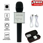 LOT 1-20X Q9 Wireless Bluetooth Karaoke Microphone Home KTV For Mobile Phone TO