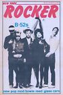 A4 A3 Old Vintage Rock Band Song Musica Concert Posters Advertisement Advert #b2