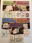 Aunt Martha's Embroidery Iron On Transfer Pattern Chart Book - You Pick