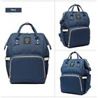 Fashion Baby Diaper Nappy Bag Multifunctional Backpack Maternity Large Capacity