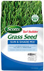 Scotts Turf Builder Grass Seed - Sun And Shade Mix, 3-Pound