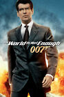 The World Is Not Enough 007 1 Movie Poster Canvas Picture Print Premium A0 - A4 £14.49 GBP on eBay