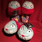 Nightmare Before Christmas SALLY HOUSE SLIPPERS  ADULT SIZE MEDIUM OR LARGE NEW