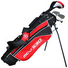 Masters Junior MC-J 530 Half Package Golf Set - Age 5-8 9-12 - 4 clubs stand bag