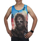 Star wars  Chewbacca Boys Sleeveless Shirt $7.99 USD on eBay