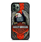 Cool Harley Davidson Logo For iPhone 6/6s 7 8 Plus X/XS Max Xr Phone Case $15.9 USD on eBay