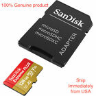 SanDisk Extreme PLUS A2 128GB microSDXC UHS-I Memory Card with Adapter 4kUHD NEW