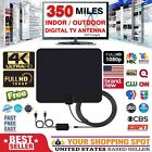 350MILE RANGE HDTV CLEAR VIEW ANTENNA DIGITAL 1080P AMPLIFIED BOOSTER US SHIP 4K