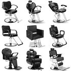 All Purpose Salon Barber Chair Hydraulic Lift Beauty Shampoo Styling Equipment