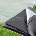 Black/Silver Super Heavy Duty Tarp