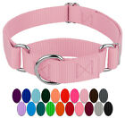 Country Brook Petz® Martingale Heavyduty Nylon Dog Collar