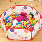 Baby Playpen Play Yard With Travel Bag Indoor Outdoor Folding Portable Safety