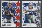 2019 Score Football CAPTAINS Insert COMPLETE YOUR SET You Pick! $1.99 USD on eBay