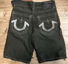 True Religion Men's Shorts MPYX70CA1 Many Colors and Sizes *READ DESCRIPTION!*