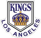 "Los Angeles Kings NHL LA Retro Vinyl Decal - You Choose Size 2""-28"" $8.99 USD on eBay"