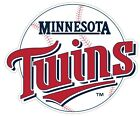 "Minnesota Twins MLB Vinyl Decal - You Choose Size 2""-34"" on Ebay"