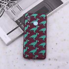 Cute Baby Dinosaur Dino Quote Hug Cartoon Candy Silicone Case Cover For Huawei