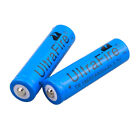 18650 6000mAh Li-ion Battery 3.7V Rechargeable For Flashlight Headlamp Torch Toy