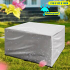 Outdoor Garden Sofa Chairs Furniture Protective Cover Waterproof Dustproof Cover