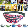 Waterproof Unisex Tactical Molle Fanny Pack Camo Belt Waist Bag Pouch Lot