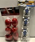 STAR WARS Treat Containers - R2D2 Figure or Eggs with Stickers Party Favors! $2.21 USD on eBay