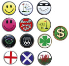 Novelty Golf Ball Markers - 13 Variations