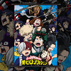 Boku no Hero Academia Anime HD Print Wall Poster Scroll Home Decor