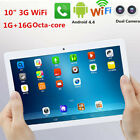 10'' Octa-core Tablet PC 16G Android 3G WiFi Bluetooth Dual Camera Phone Phablet