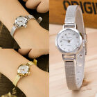 Women Quartz Analog Wrist Watch Small Dial Delicate Business Watches  Acces image