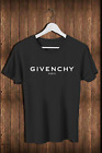 1Givenchy129 T-Shirt Top Luxury Fashion Brand Logo Tee Men's Casual O-Neck S-3XL image