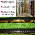 13 2x2 Cadero Golf grip Pentagon shape Firm grip Authentic from Japan Free Ship