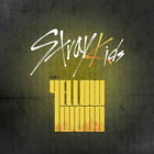 STRAY KIDS CLE 2:YELLOW WOOD Album NORMAL CD+POSTER+S.PAGE+BOOK+CARD+Pre-ORDER