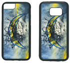 LOS ANGELES CHARGERS PHONE CASE COVER FITS iPHONE 7 8+ XS MAX SAMSUNG S10 S9 S8 $13.5 USD on eBay