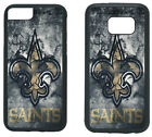 NEW ORLEANS SAINTS PHONE CASE COVER FITS iPHONE 7 8+ XS MAX SAMSUNG S10 S9 S8 S7 $13.5 USD on eBay